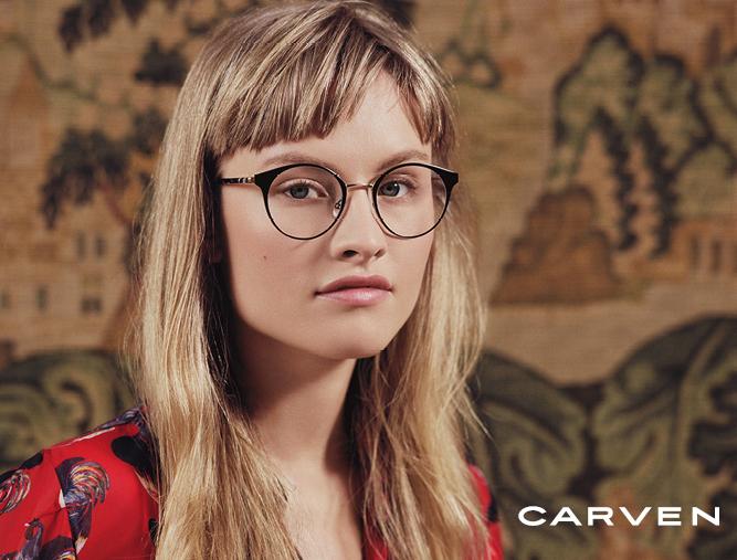 Carven optique femme - Opticien Debauge (69)