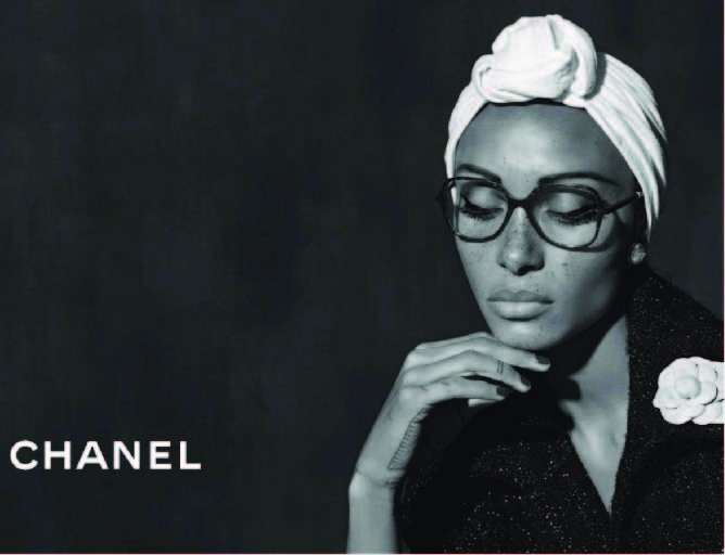 IMAGE recadré Chanel