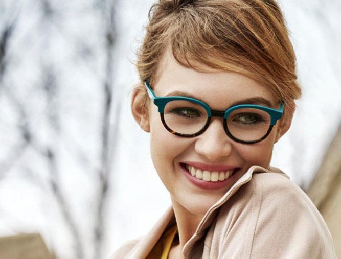 face à face lunettes de vue - Opticien Debauge (69)