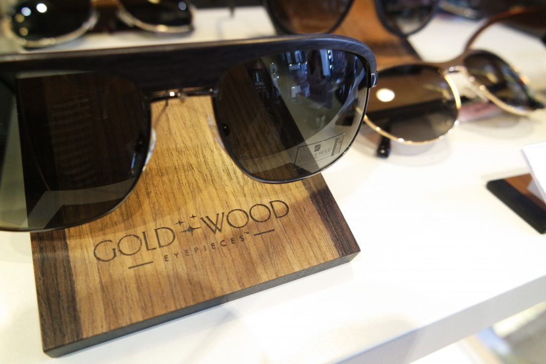 Lunettes hommes GOLD & WOOD - Debauge Opticien (69)