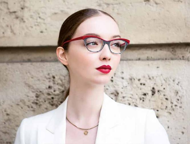 lunettes-femme-optique-face-a-face - Debauge-Opticien-Lyon 69