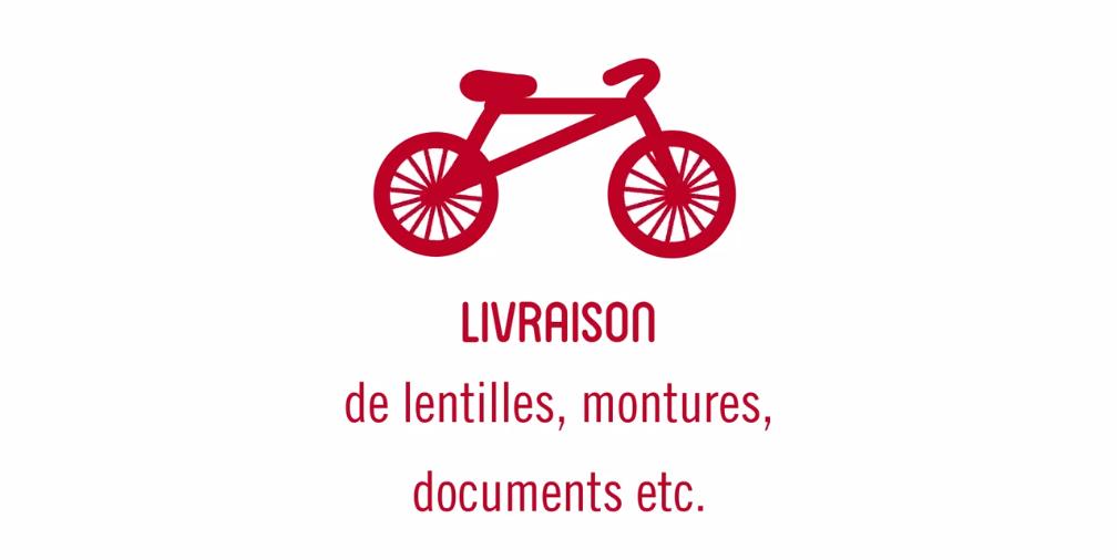 Livraison lunettes – Debauge Opticien Lyon (69)