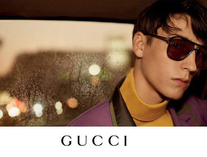Gucci homme solaire - Opticien Debauge (69)