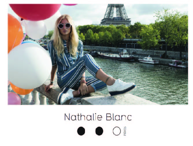 IMAge Nathalie blanc solaire
